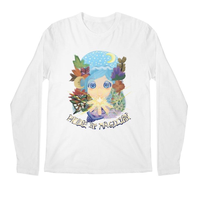 Pride of Magician Men's Longsleeve T-Shirt by kelletdesign's Artist Shop