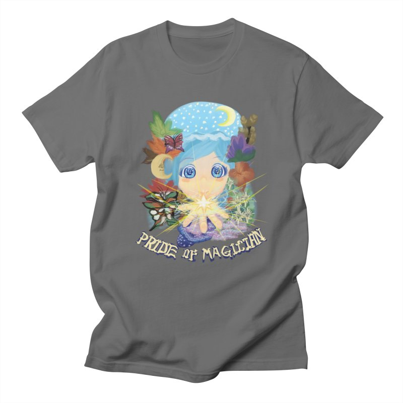 Pride of Magician Men's T-Shirt by kelletdesign's Artist Shop