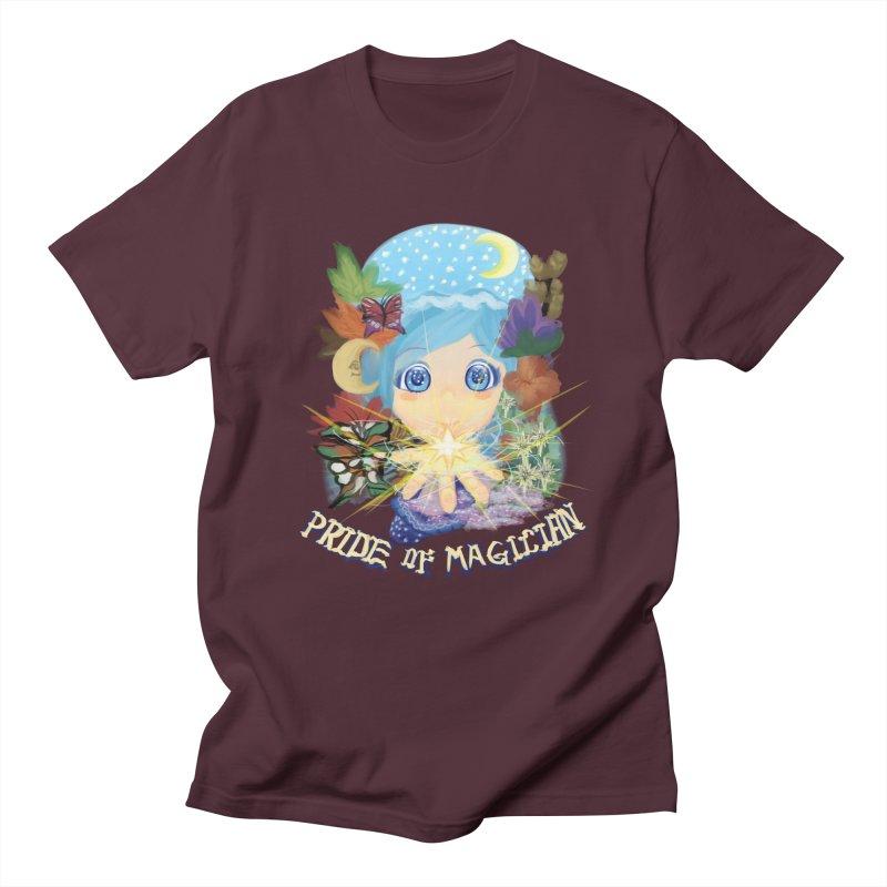 Pride of Magician Men's T-Shirt by kelletdesign's Artist Shop