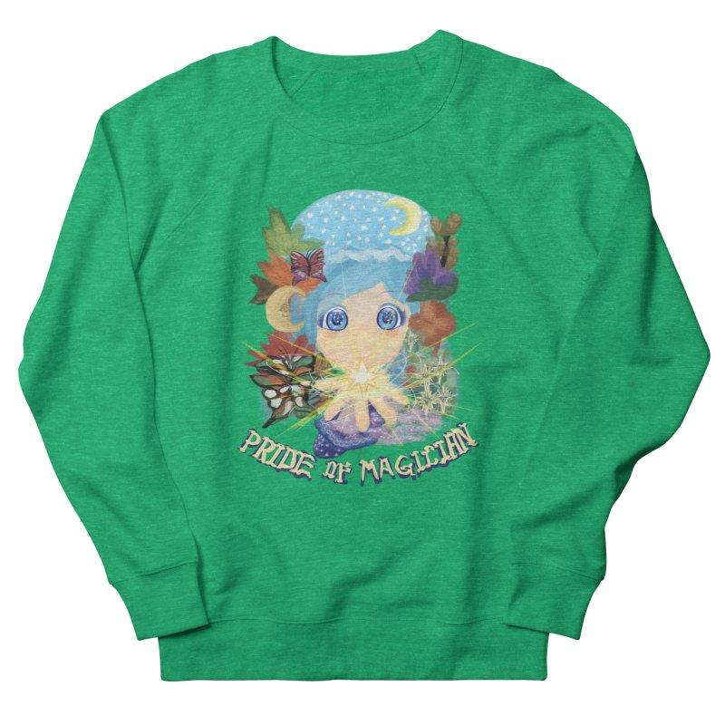 Pride of Magician Women's Sweatshirt by kelletdesign's Artist Shop