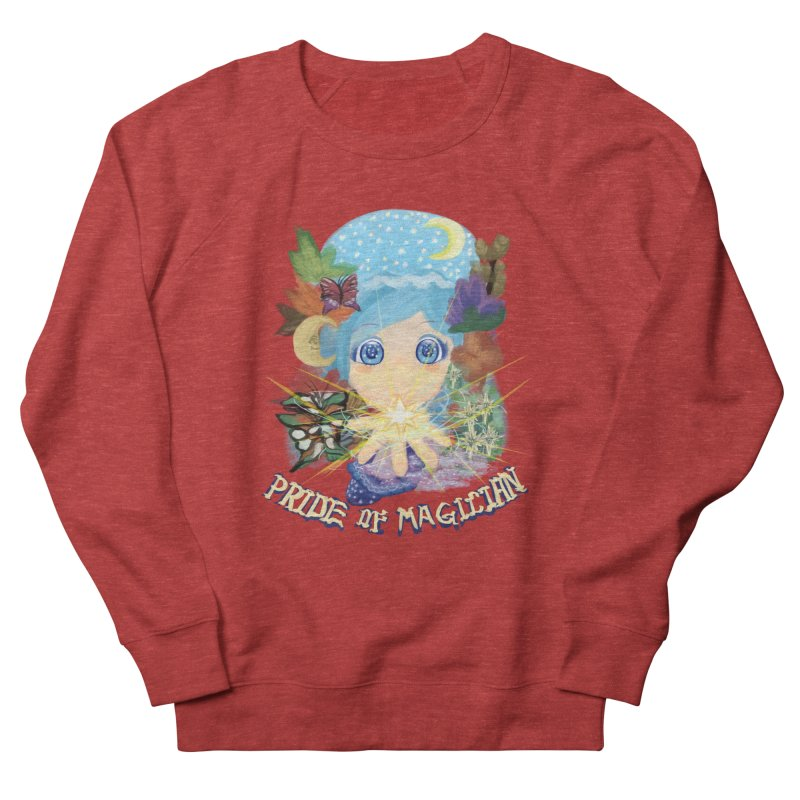 Pride of Magician Women's French Terry Sweatshirt by kelletdesign's Artist Shop