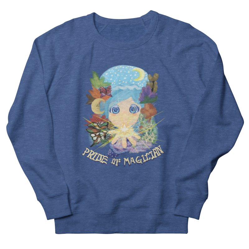 Pride of Magician Men's Sweatshirt by kelletdesign's Artist Shop