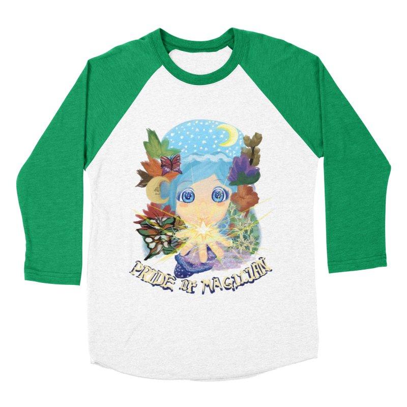 Pride of Magician Women's Baseball Triblend Longsleeve T-Shirt by kelletdesign's Artist Shop