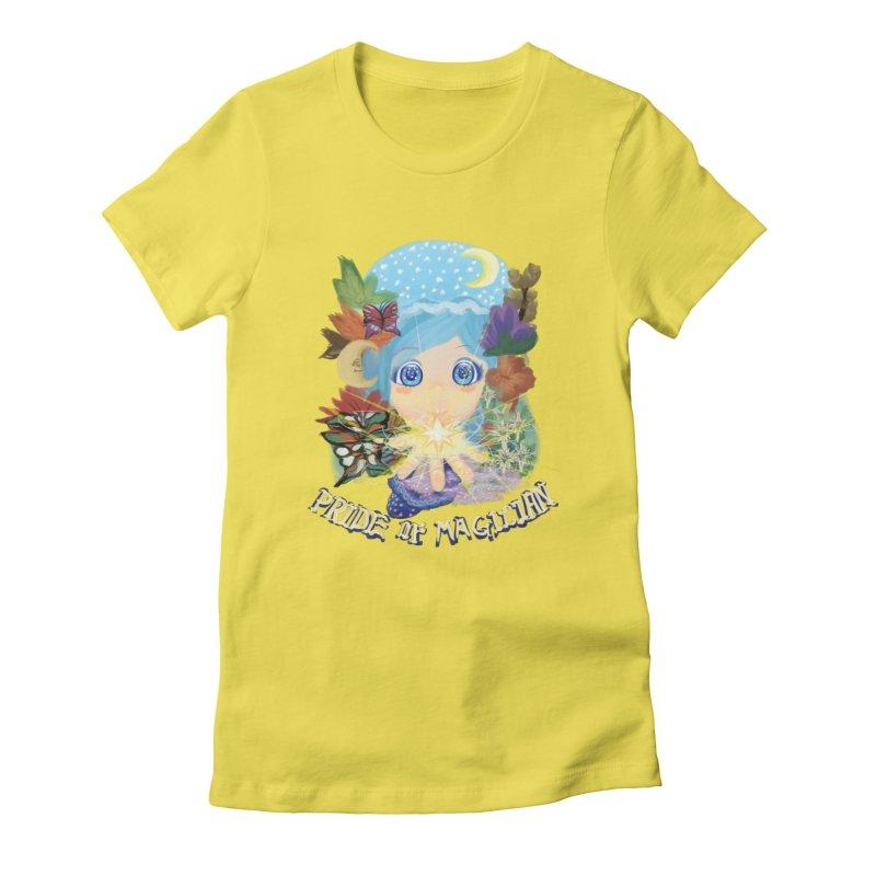 Pride of Magician Women's T-Shirt by kelletdesign's Artist Shop