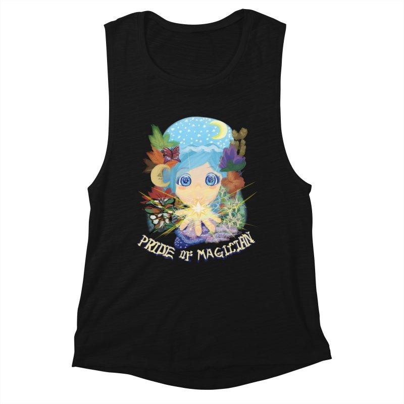 Pride of Magician Women's Tank by kelletdesign's Artist Shop