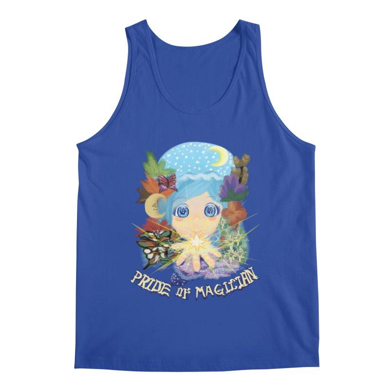 Pride of Magician Men's Tank by kelletdesign's Artist Shop