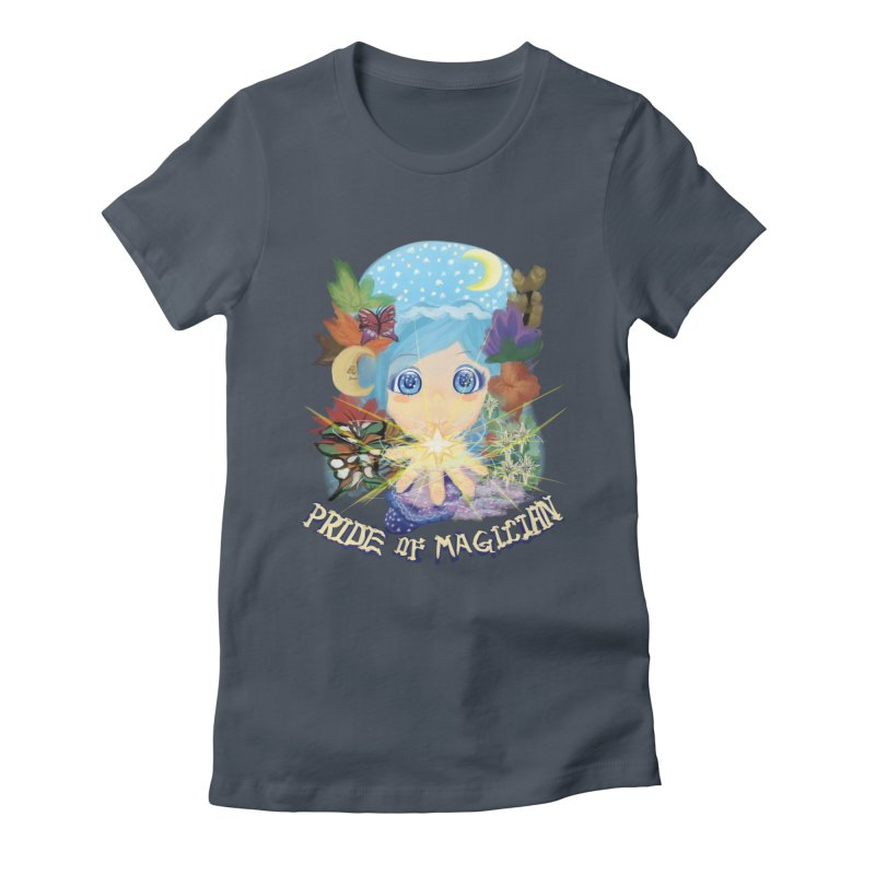Pride of Magician Women's T-Shirt by kelletdesign's Artist Shop