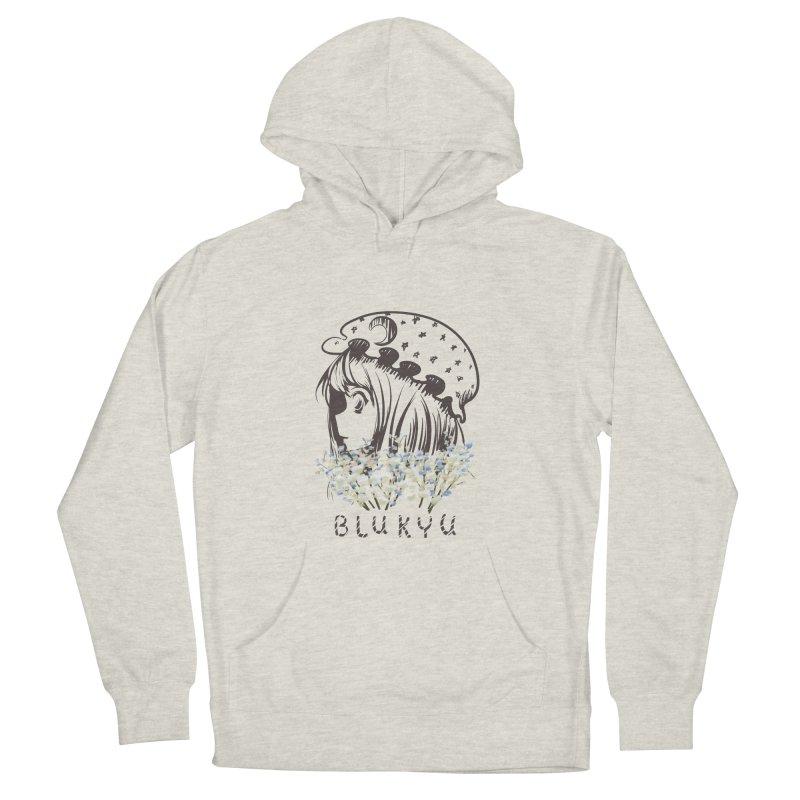 BLUKYU light color version Men's Pullover Hoody by kelletdesign's Artist Shop
