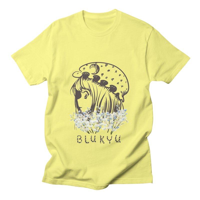 BLUKYU light color version Women's T-Shirt by kelletdesign's Artist Shop
