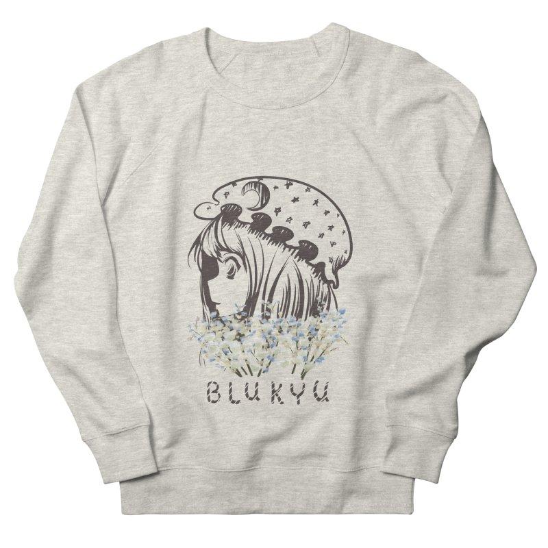 BLUKYU light color version Men's Sweatshirt by kelletdesign's Artist Shop