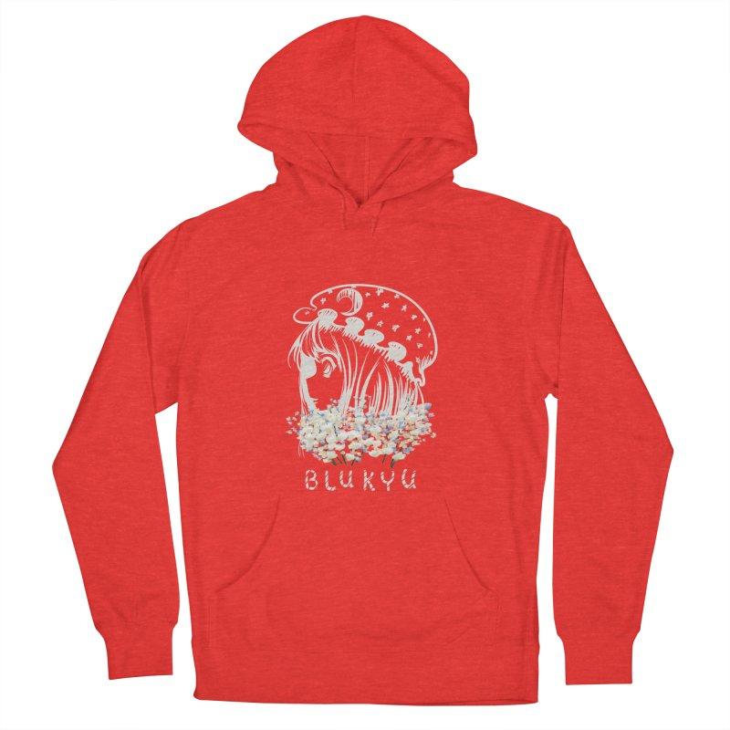 BLUKYU darker color version Men's Pullover Hoody by kelletdesign's Artist Shop