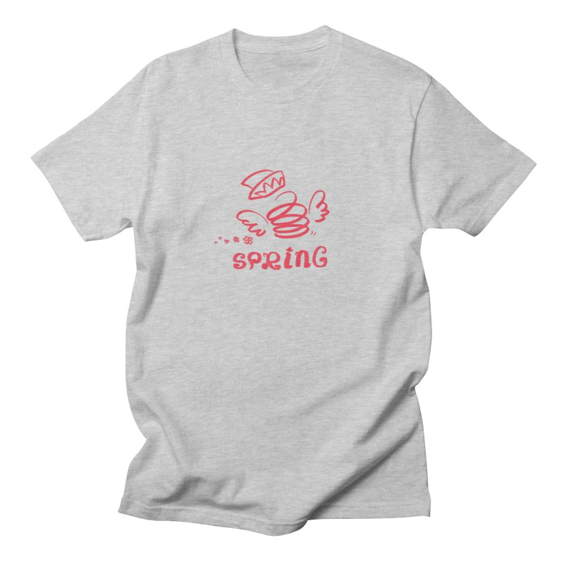 SPRING Women's T-Shirt by kelletdesign's Artist Shop