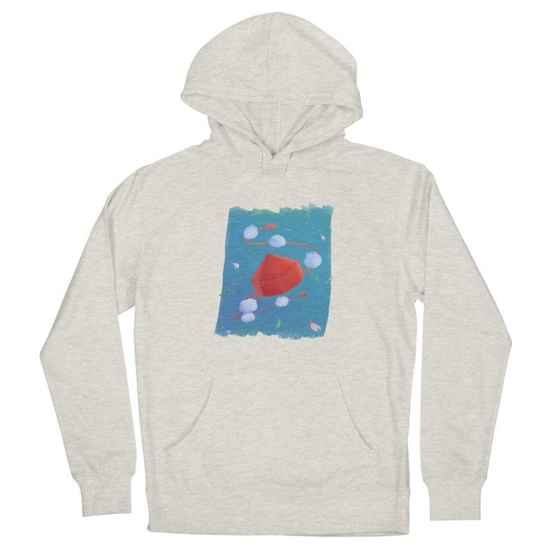 Ayaya cap Women's Pullover Hoody by kelletdesign's Artist Shop
