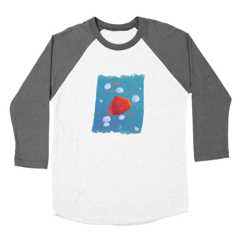Ayaya cap Women's Longsleeve T-Shirt by kelletdesign's Artist Shop