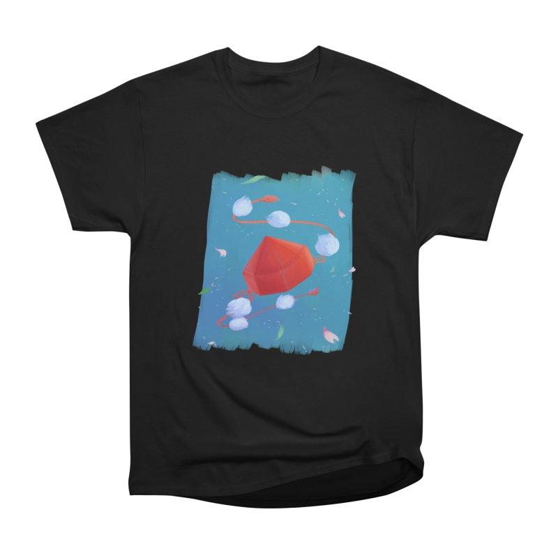 Ayaya cap Men's Heavyweight T-Shirt by kelletdesign's Artist Shop