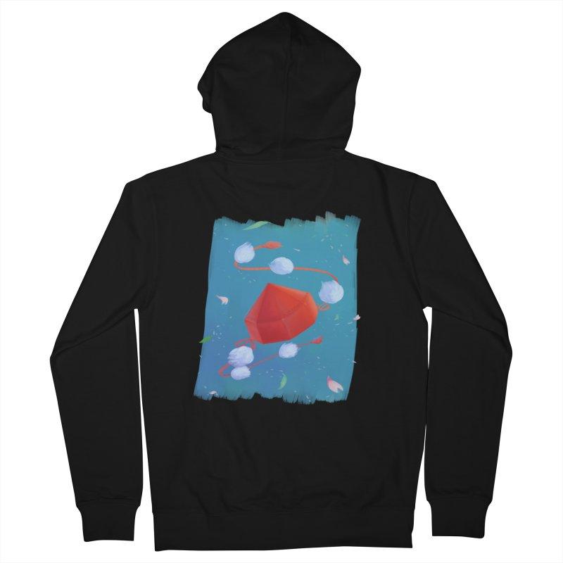 Ayaya cap Women's Zip-Up Hoody by kelletdesign's Artist Shop