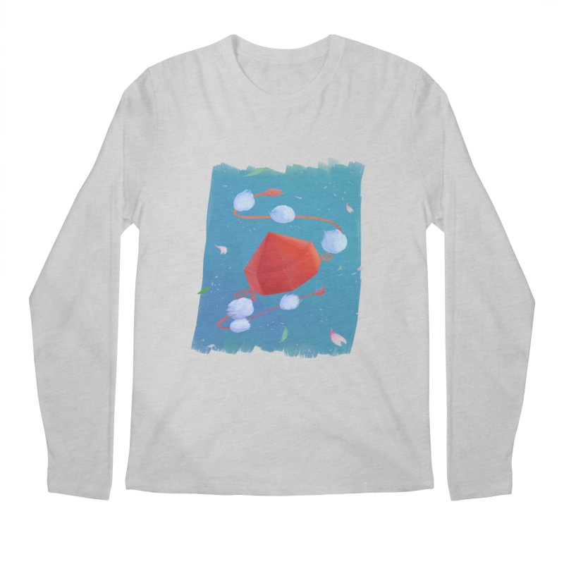 Ayaya cap Men's Regular Longsleeve T-Shirt by kelletdesign's Artist Shop