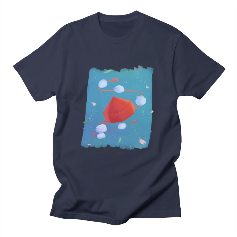 Ayaya cap Men's Regular T-Shirt by kelletdesign's Artist Shop