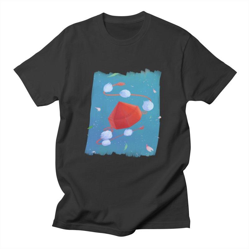 Ayaya cap Men's T-Shirt by kelletdesign's Artist Shop