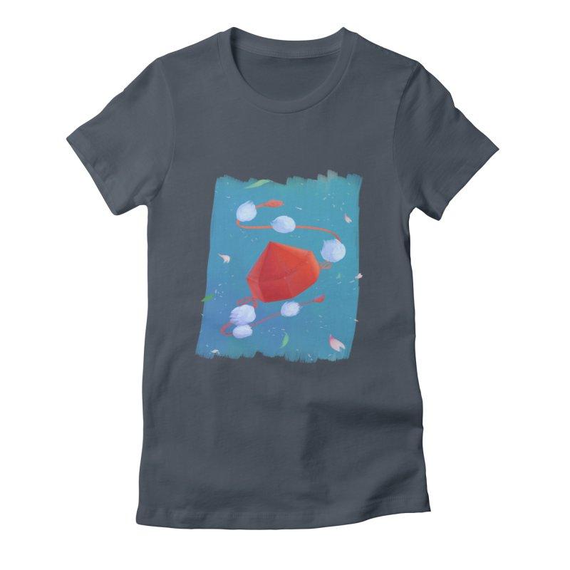 Ayaya cap Women's T-Shirt by kelletdesign's Artist Shop