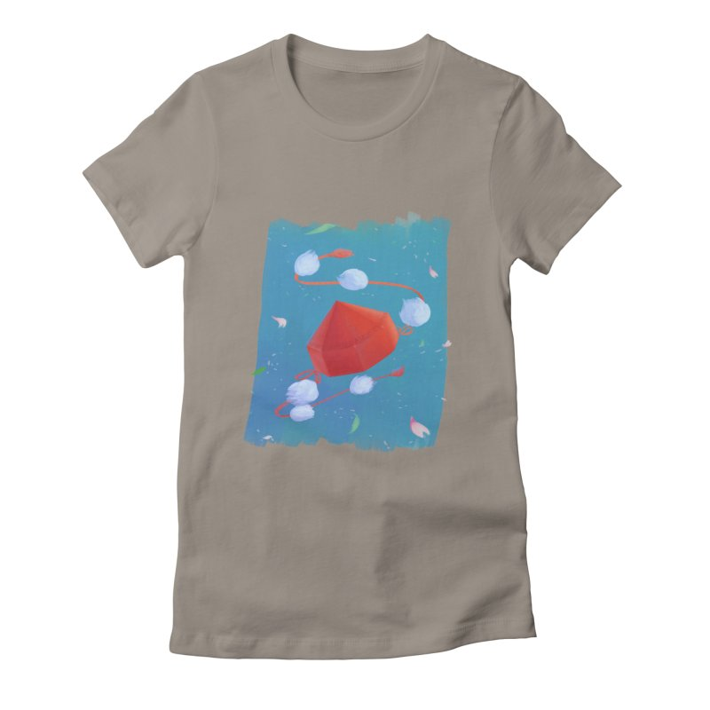 Ayaya cap Women's T-Shirt by kelletdesign's Artist Shop