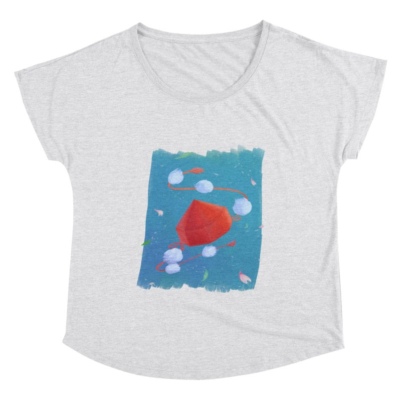 Ayaya cap Women's Scoop Neck by kelletdesign's Artist Shop