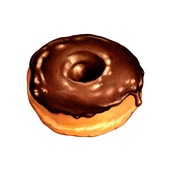 image for Chocolate Donut