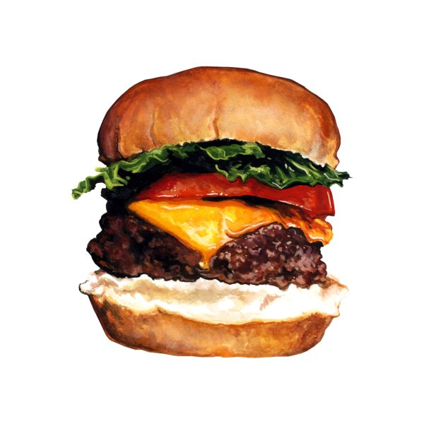 image for Cheeseburger