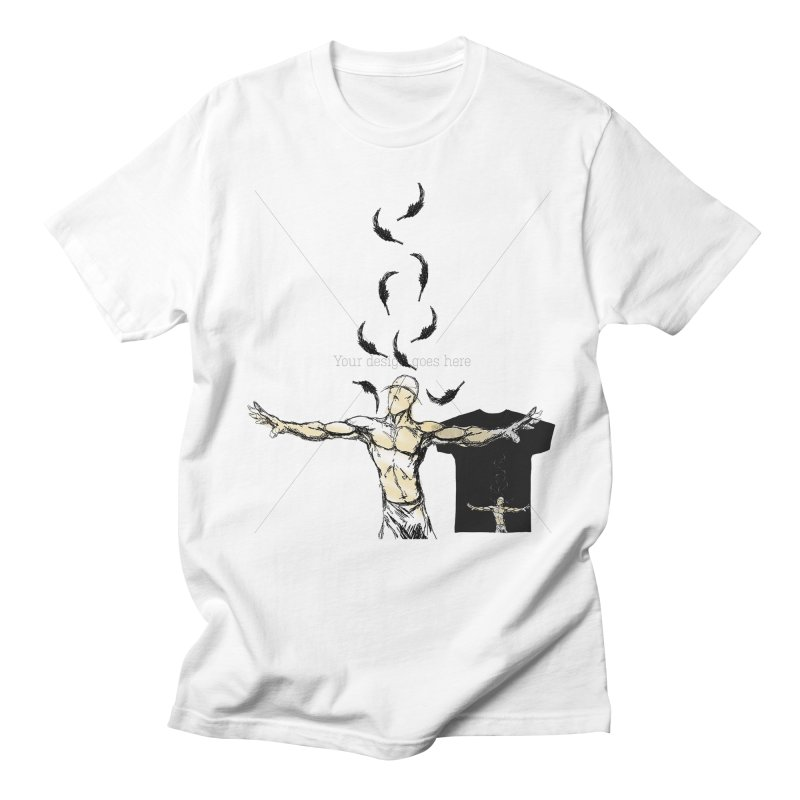 Free as A Bird Men's T-Shirt by kellyolson's Artist Shop