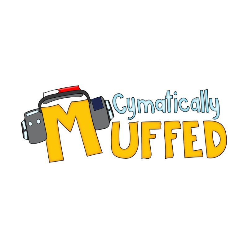 Cymatically Muffed Logo Accessories Mug by Kelsam's Merch