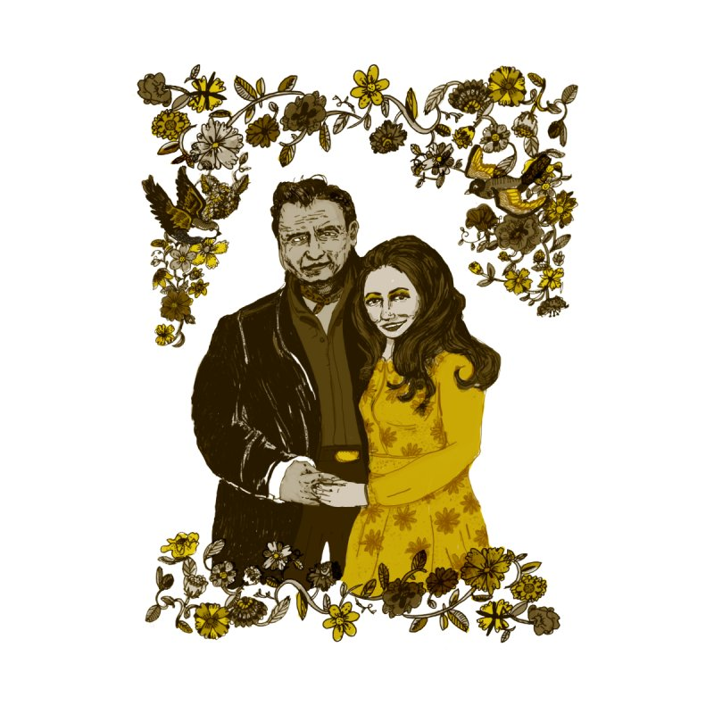 June & Johnny by Kelsey Zigmund Illustration