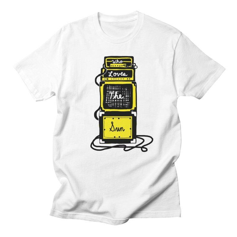 Who loves the sun? Men's T-Shirt by Kelsey Zigmund Illustration