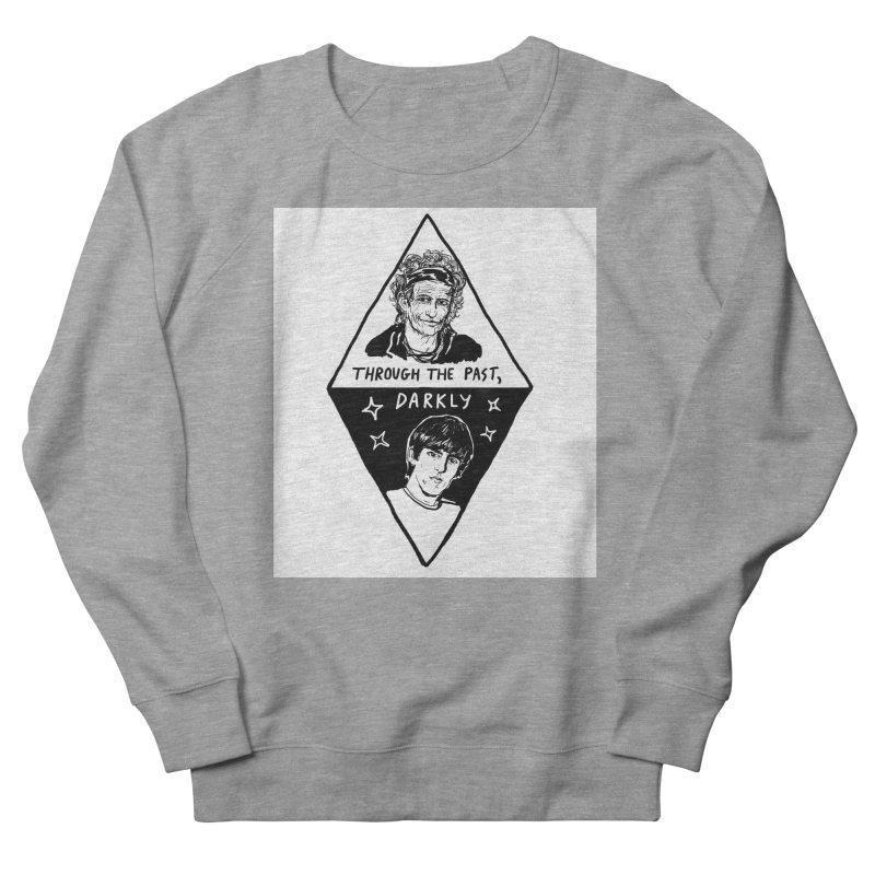Keith Richards: Through The Past, Darkly Women's Sweatshirt by Kelsey Zigmund Illustration