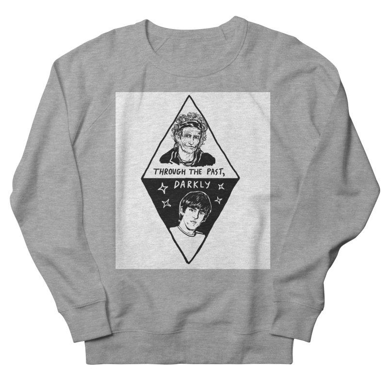 Keith Richards: Through The Past, Darkly Women's French Terry Sweatshirt by kelseyzigmund's Artist Shop