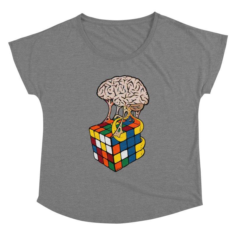 Cube Brain   by Kelsorian T-shirt Shop