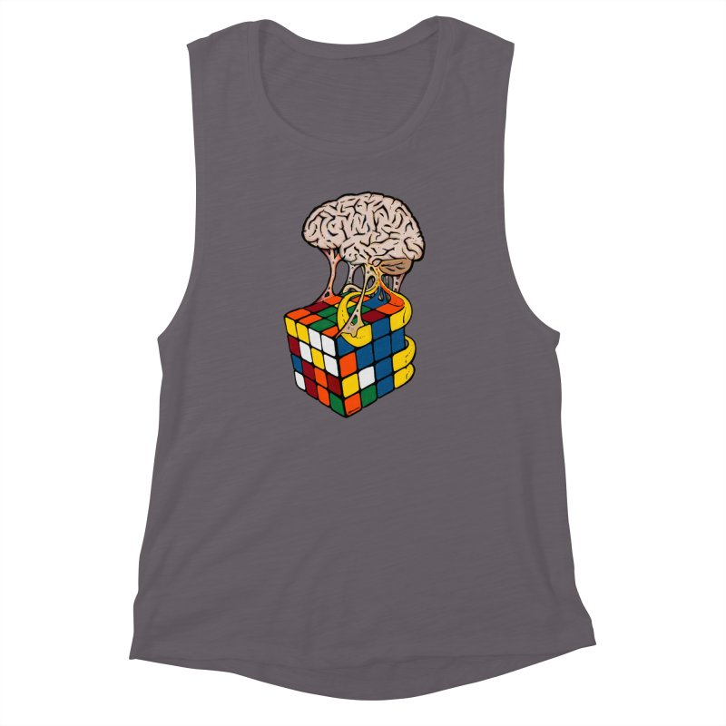 Cube Brain   by Kelsorian T-shirt Shop