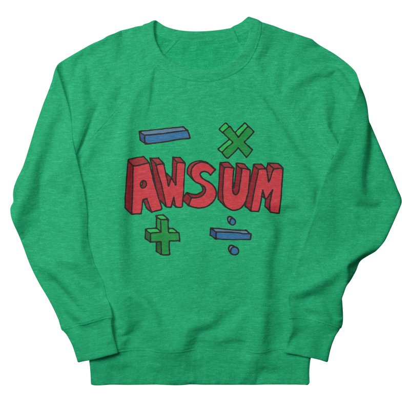 AwSum Women's Sweatshirt by Kelsorian T-shirt Shop