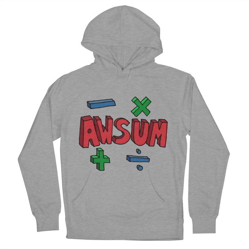 AwSum Men's Pullover Hoody by Kelsorian T-shirt Shop