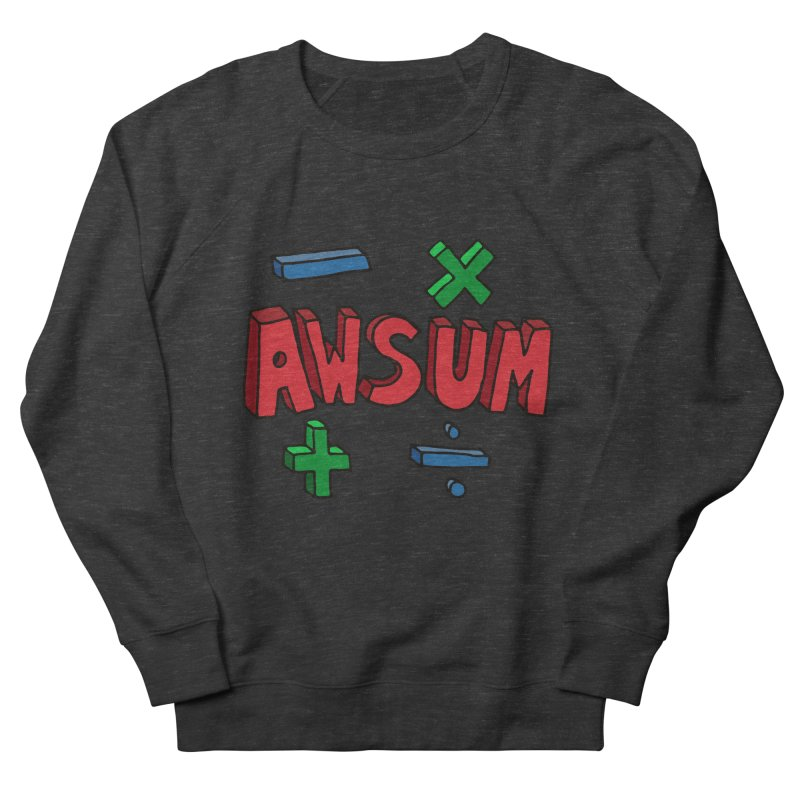 AwSum Men's Sweatshirt by Kelsorian T-shirt Shop