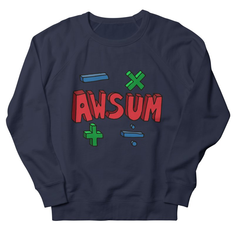 AwSum Men's Sweatshirt by Kelsorian T-shirt Shop