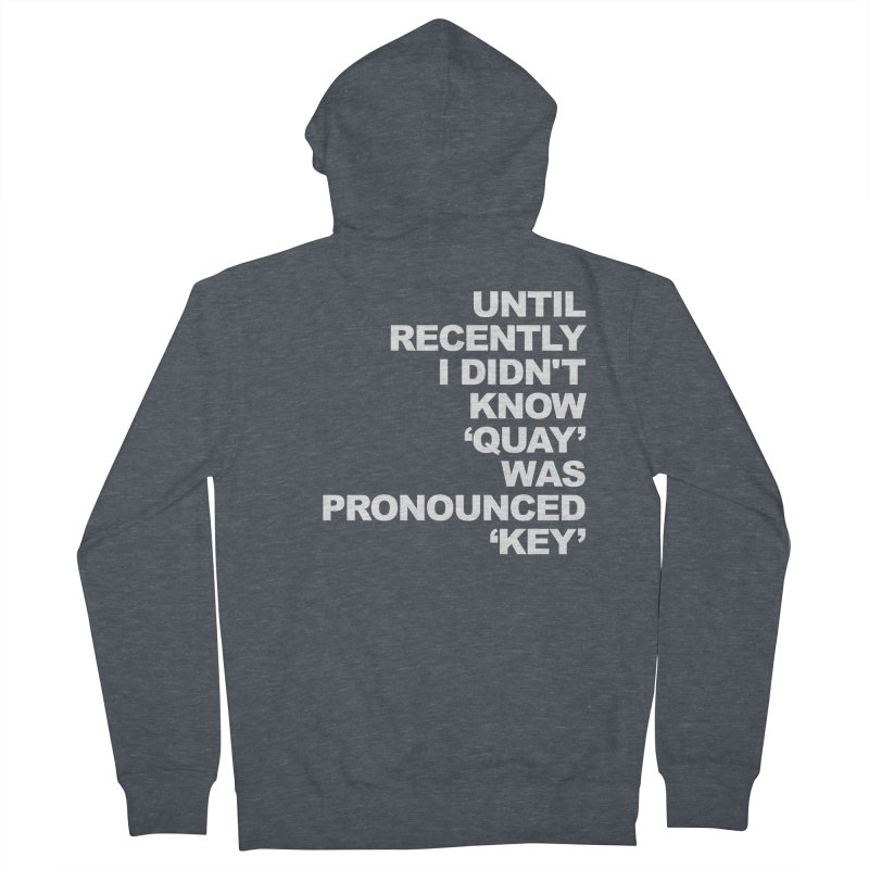 Quay or Key? Men's  by Kelsorian T-shirt Shop