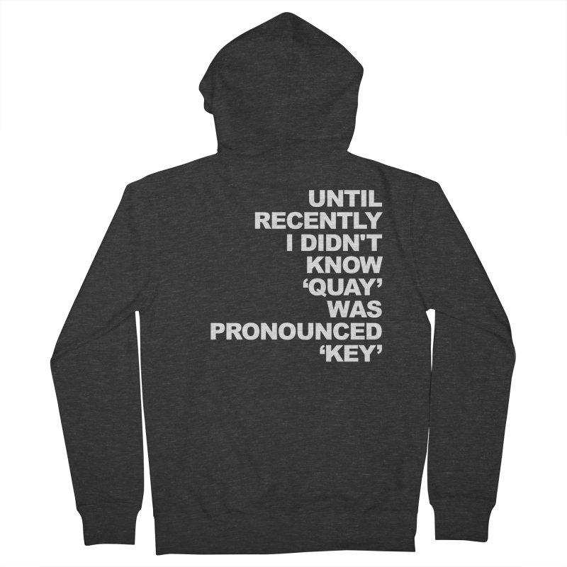 Quay or Key?   by Kelsorian T-shirt Shop