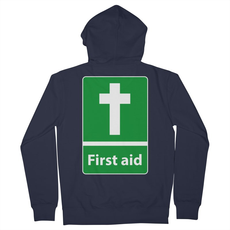 First Aid Cross   by Kelsorian T-shirt Shop
