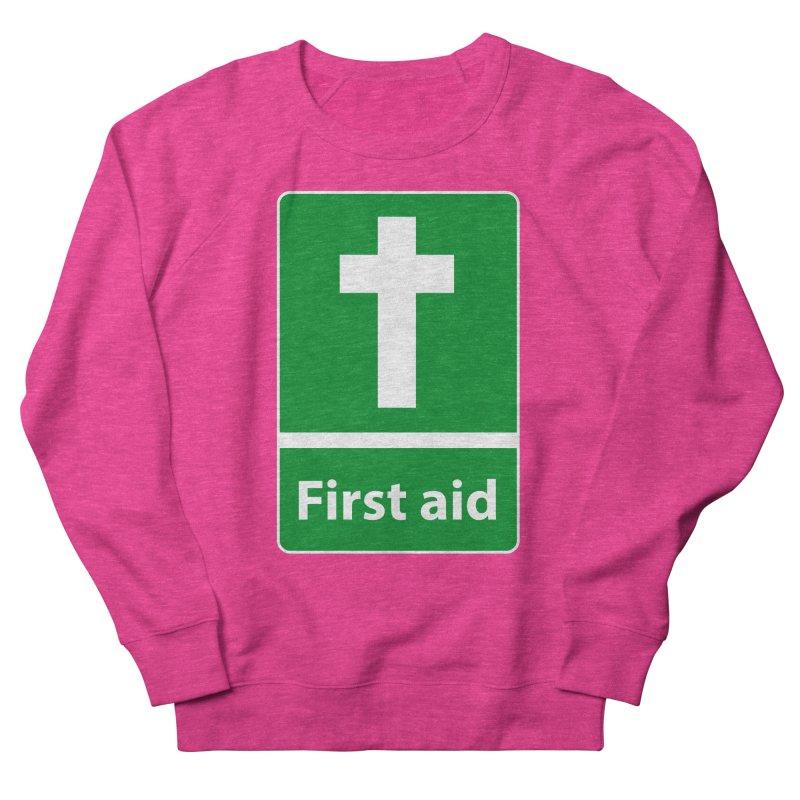 First Aid Cross   by Kelsorian T-shirt Shop