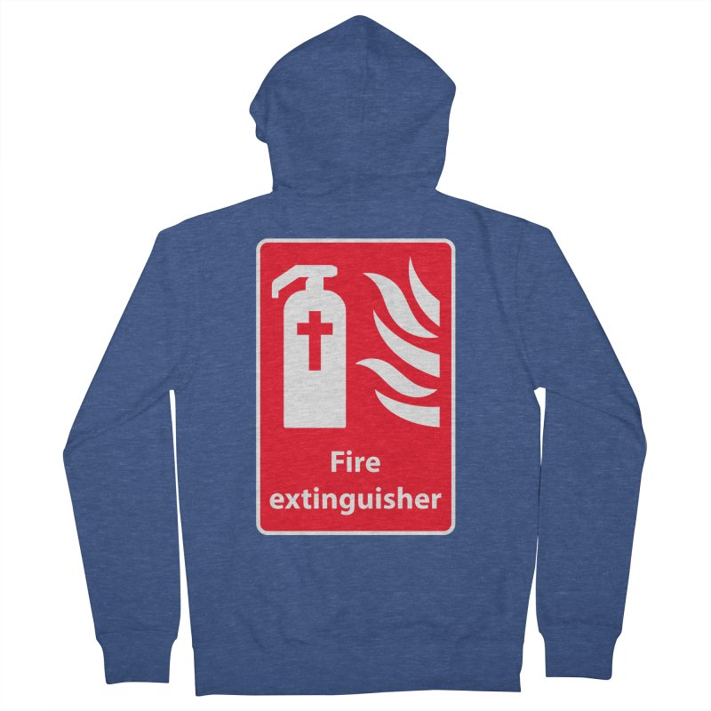 Fire Extinguisher For Hell Men's  by Kelsorian T-shirt Shop