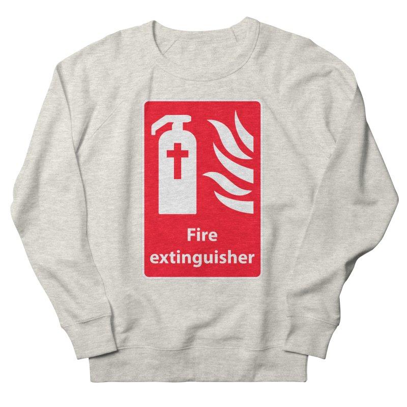 Fire Extinguisher For Hell Women's Sweatshirt by Kelsorian T-shirt Shop