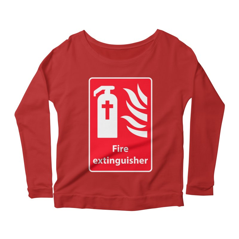 Fire Extinguisher For Hell   by Kelsorian T-shirt Shop