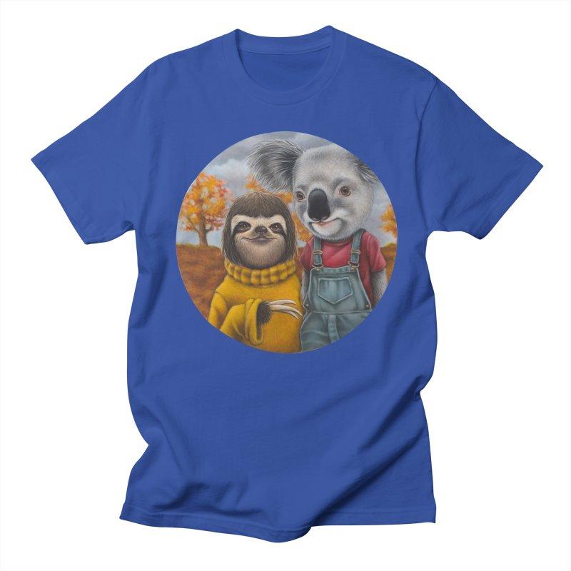 Fast Friends Women's Unisex T-Shirt by kenkeirns's Artist Shop
