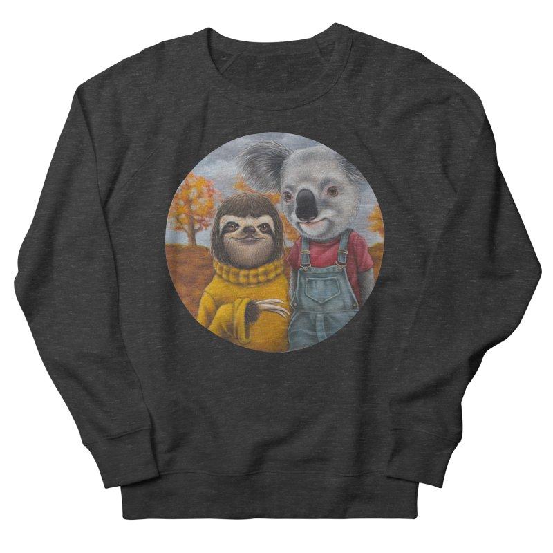 Fast Friends Women's Sweatshirt by kenkeirns's Artist Shop