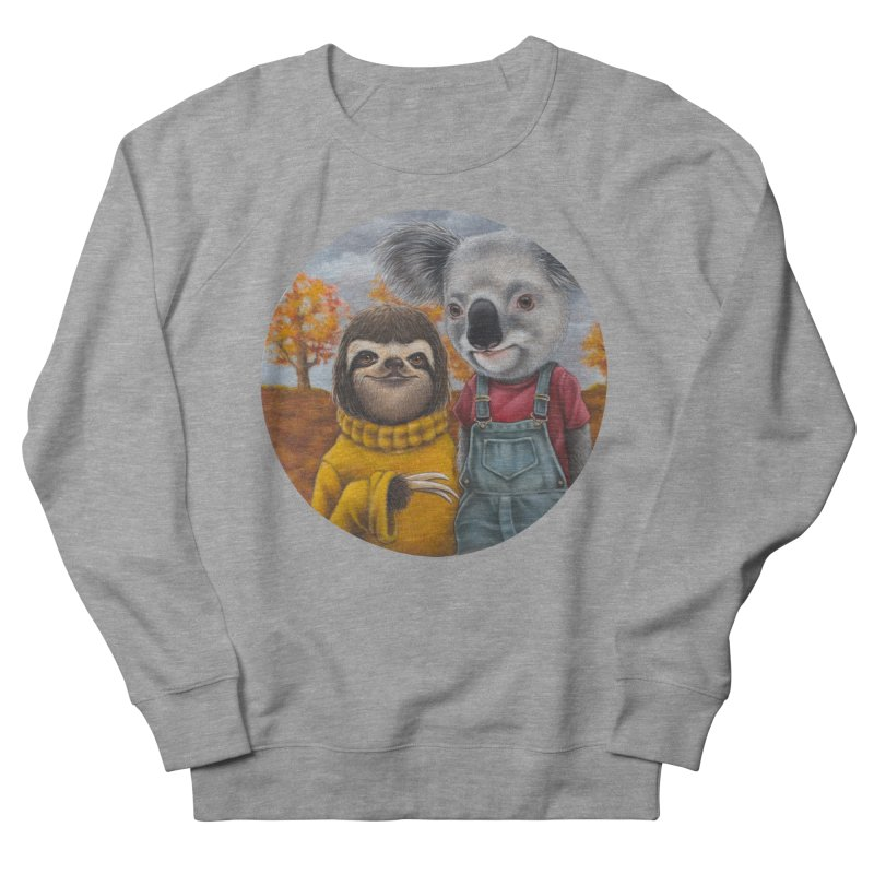 Fast Friends Men's Sweatshirt by kenkeirns's Artist Shop